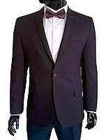 Мужской пиджак приталенный №94/3 - BQ 014/3 SF, фото 1