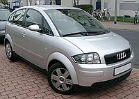 Авточехлы Audi A-2 с 2001... EMC Elegant