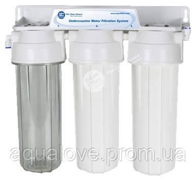 Система очистки воды под кухонную мойку FP3-2 Aquafilter