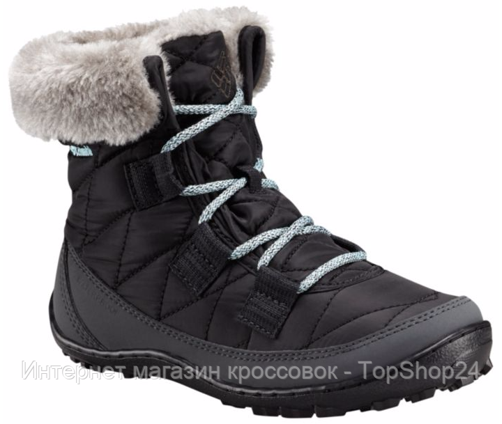 Полусапожки Columbia Youth Minx Shorty Omni-Heat Waterproof BY1334-010