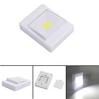 Портативный ночник светильник лампочка светящийся выключатель