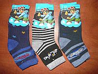 Детские махровые носочки Свет. р. 16- 22. Мальчик, фото 1