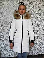 Куртка зимняя Бантик (6 цв), детская куртка, пуховик детский, куртка для девочки