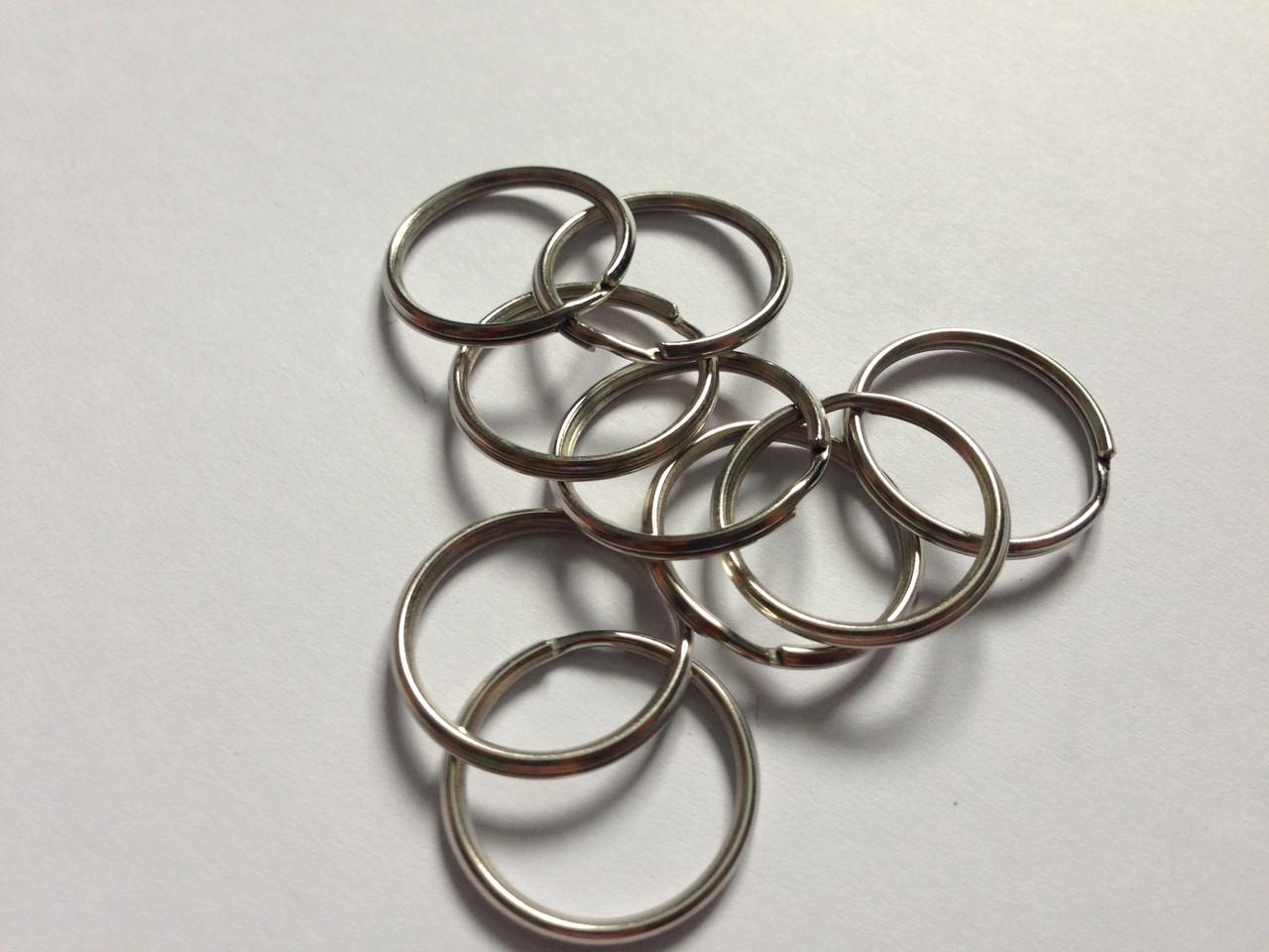 Кольцо металлическое. 25мм. Качество.