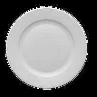 Тарелка фарфоровая Lubiana, диаметр 280 мм, серия Kaszub/Hel