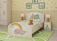"""Кровать детская """"Зайки"""" 120*190 см"""