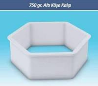 Шестиугольная форма для сыра, 750гр
