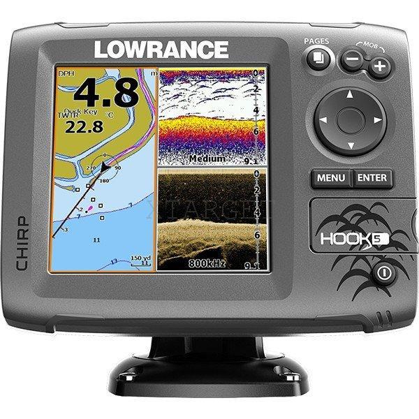 Эхолот Lowrance Hook 5 (000-12656-001)