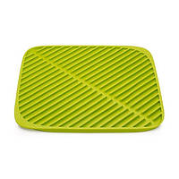 Коврик для сушки посуды Joseph Joseph Flume 31.5 см  (зеленый)