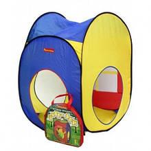 Палатка детская цилиндр 5001 в сумке