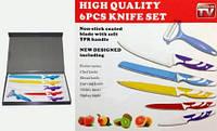 Набор ножей High quality 6PCS Knife set