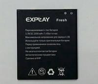 Аккумулятор оригинал Explay Fresh