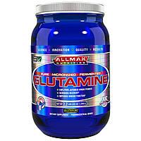 100% чистый глутамин, ALLMAX  Glutamine 1 kg