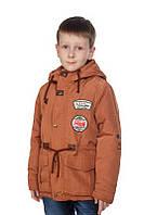 Парка демисезонная Анри (3 цв), детская парка, куртка для мальчика