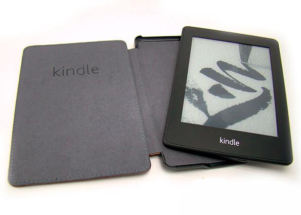 Обложка - чехол для электронной книги Amazon Kindle 4, 5 представлен в  магазине компьютерных комплектующих и запчастей к планшетам, смартфонам и