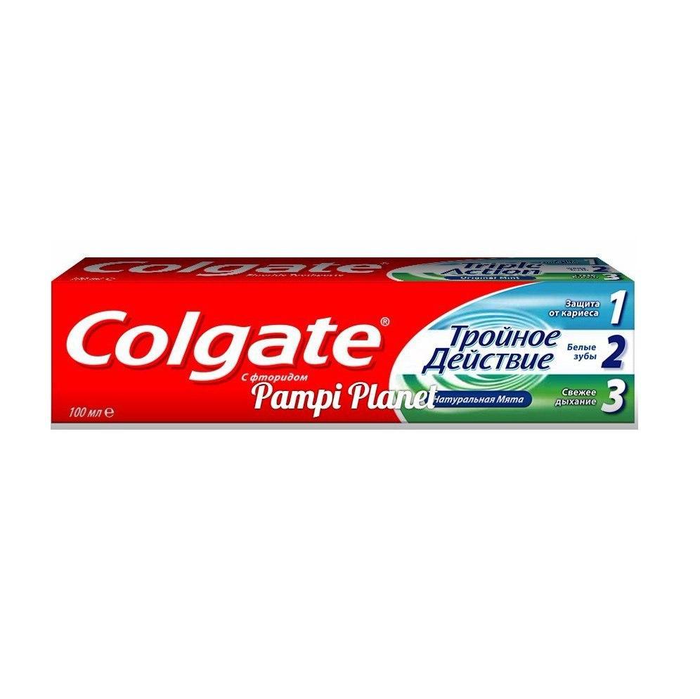 Colgate® Зубна паста Потрійну Дію 100 МЛ