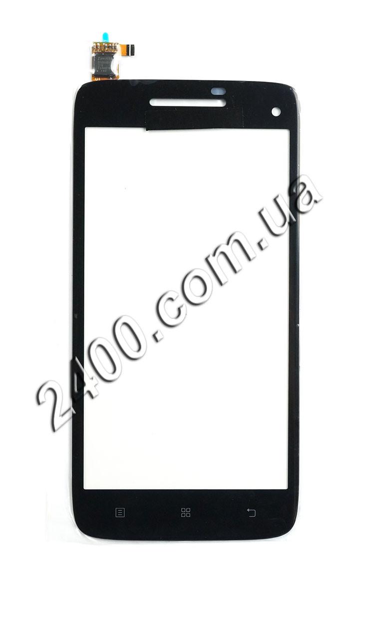 Тачскрин (сенсор) для Lenovo S960 Vibe X black