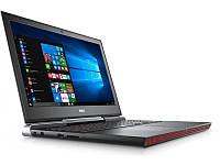 Ноутбук Dell Inspiron 7567 15.6UHD IPS/Intel i7-7700HQ/16/512/NVD1050Ti-4/Lin/Black (I75516S3NDL-60B)
