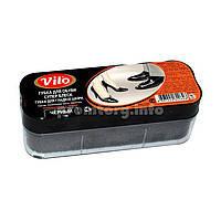 Пропитка блеск для обуви Vilo черная 12*4 см