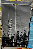 """Гардероб тканевый """"City Style"""" W307 1560 х 870 х 460 мм серый, производство Китай"""