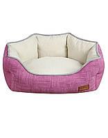 Диван для животного Croci Cozy  Pink 50x40x17 см