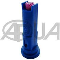 Распылитель форсунки инжекторный двуструйный 90 синий Agroplast   8MS11003P2 AGROPLAST