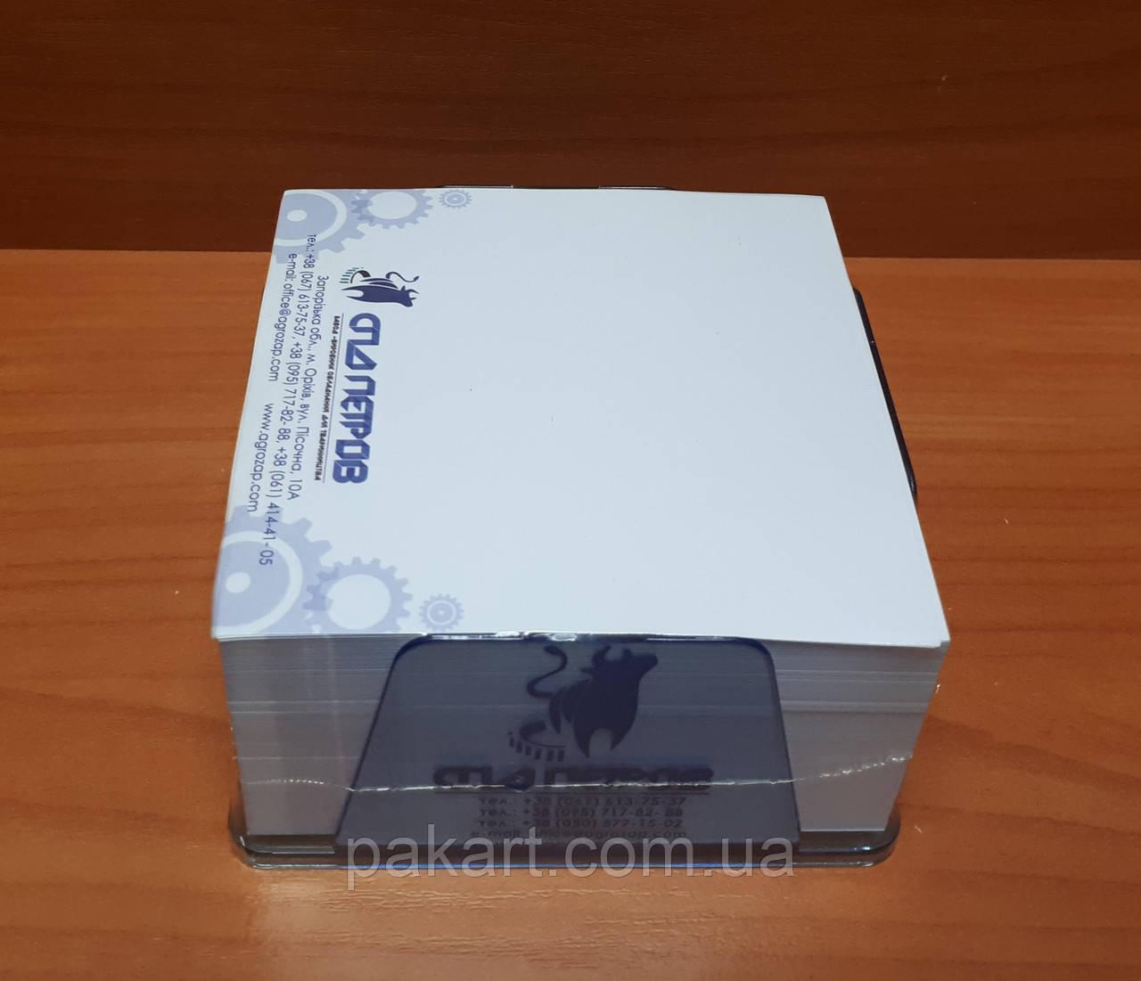 Упаковка боксів з паперовими блоками в термоусадку.Упаковка боксов с бумажными блоками в термоусадочную пленку