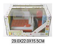 Кассовый аппарат 997   батар, свет,звук,сканер,калькулятор,карточка, в кор.29*16*22см