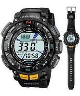 Оригинальны Мужские Часы CASIO PRO TREK PRG-240-1ER
