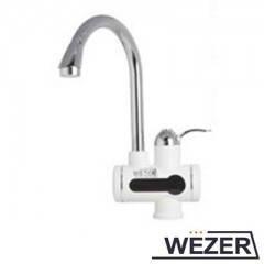 Проточный водонагреватель WEZER SDR-10D-3, фото 2