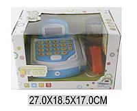Кассовый аппарат 996   батар, свет,звук,сканер,калькулятор,карточка, в кор.27*17*19см