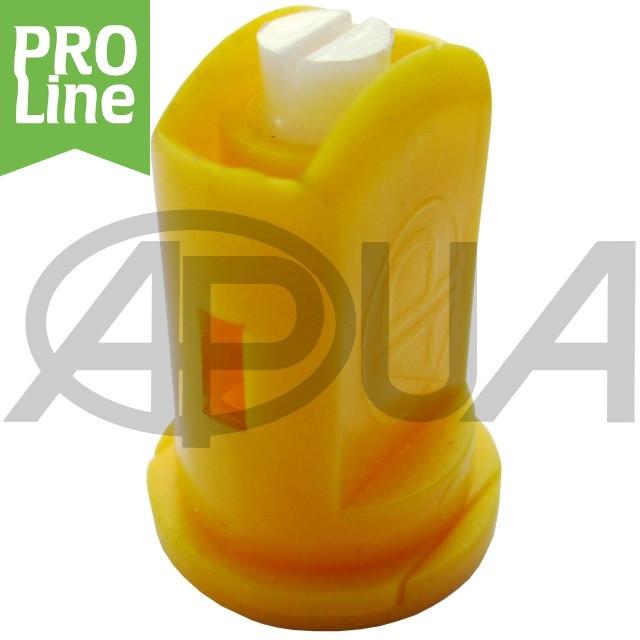 Распылитель форсунки керамический инжекторный компактный 110 желтый Agroplast   6MS02C AGROPLAST