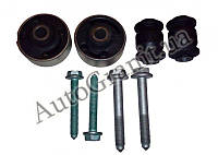 Сайлентблок переднего рычага к-кт 4 шт. + болты AGAP 4394, CHERY AMULET, N10001003/N90484001