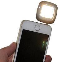 16LED яркая вспышка для смартфонов, селфи вспышка, подсветка для селфи, 3.5 мм