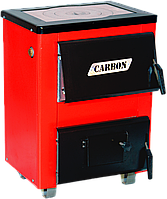 Carbon КСТО-10п твердотопливный котел 10 кВт