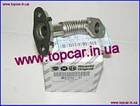 Трубка слива масла с турбины Fiat Doblo II 1.3D  Fiat ОРИГИНАЛ 55195668