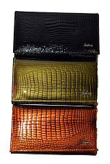 Женский кошелек из натуральной кожи HENGHUANG (10x16.5)