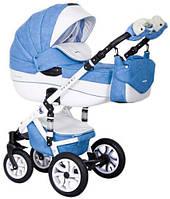 Детская коляска Riko BRANO Ecco 2 в 1 16 Sky Blue, фото 1