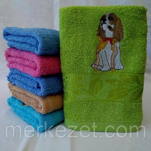 "Полотенце махровое для бани. Банное полотенце ""Федир"". Пляжное полотенце"