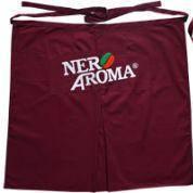 Фартук с логотипом Nero Aroma
