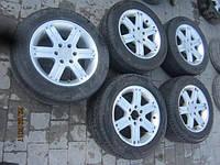 Mitsubishi Pajero Sport диски з резиною