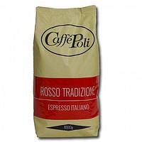 Кофе в зёрнах Caffe Poli Rosso Tradizione, 1кг