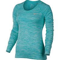 Женская футболка NIKE DF KNIT TOP LS (Артикул: 831500-357)