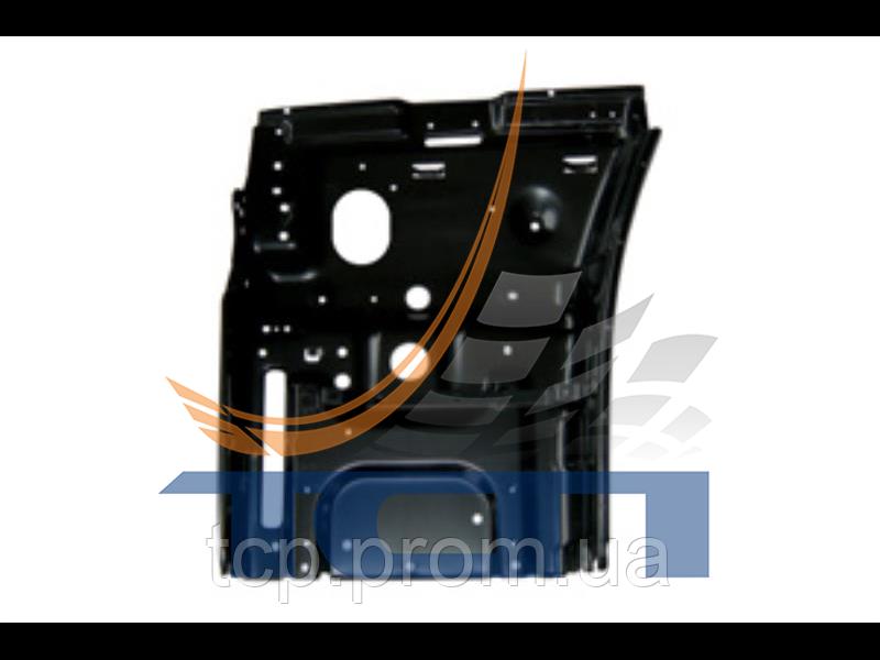 Корпус подножки левый SCANIA 4R/P 1995-2005 T640050 ТСП