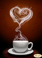 Схема для вышивки бисером 13*18см Любовный аромат ТД-018 Тела Артис