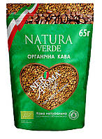 Кофе растворимый Nero Aroma Natura Verde Organic, 65 г