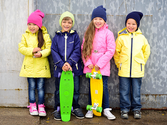верхняя детская одежда в украине