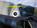Тент Уаз  469, Уаз 31512 (люкс, прорезиненная ткань) камуфлированный (производство Ульяновск, Россия), фото 3