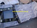 Тент Уаз  469, Уаз 31512 (люкс, прорезиненная ткань) камуфлированный (производство Ульяновск, Россия), фото 4
