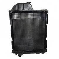 Радиатор МТЗ 70У-1301010 4-х ряд. алюминий